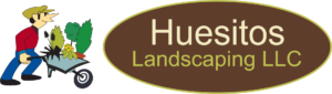 Huesitos Landscaping Logo